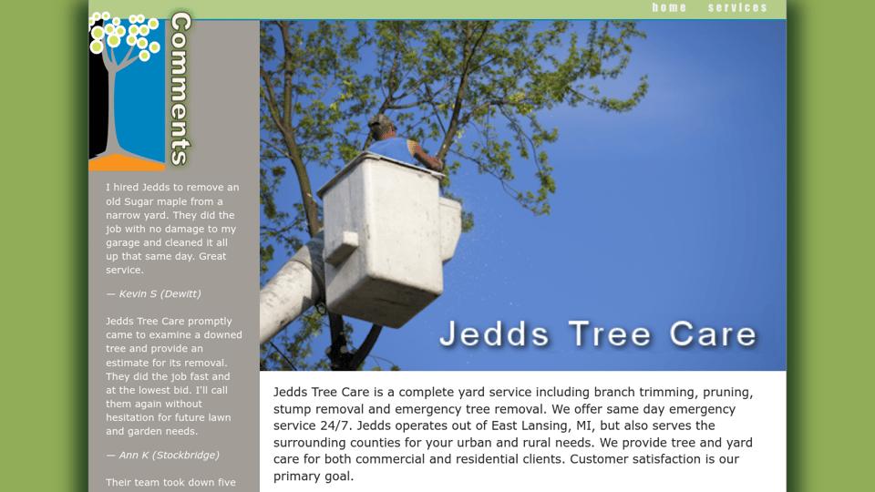 Jedd S Tree Care