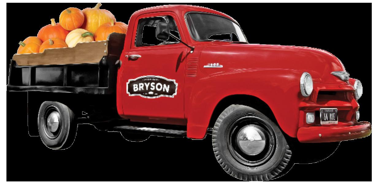 bryson truck