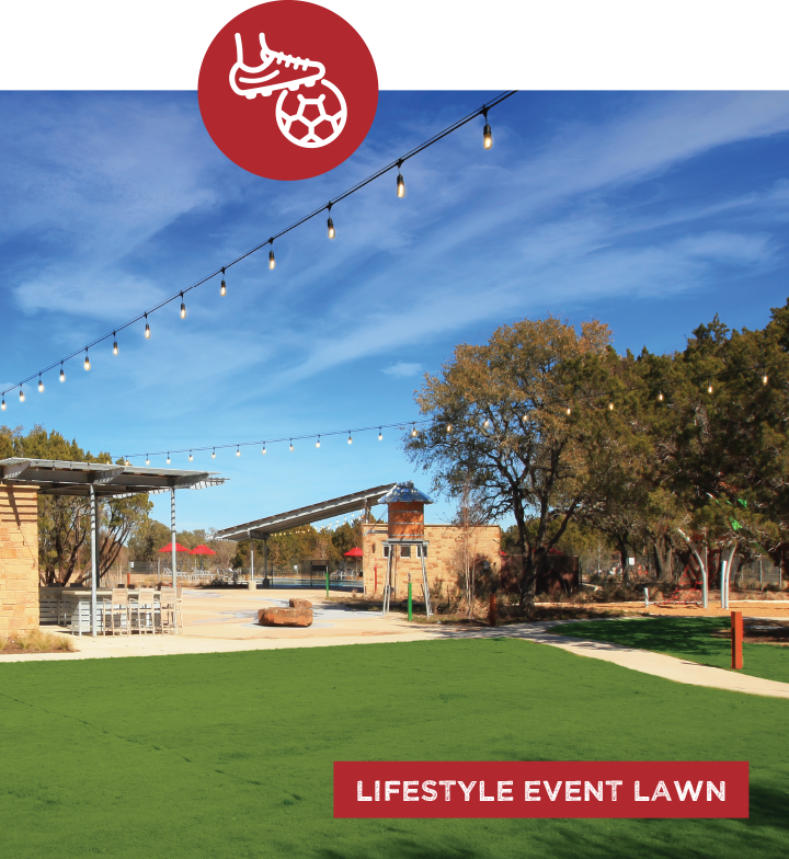lifestyle event lawn