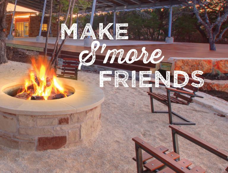 make s'more friends