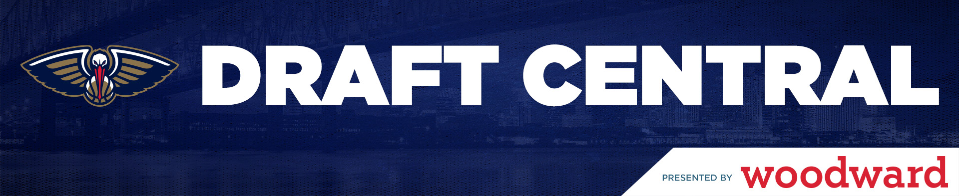 New Orleans Pelicans Draft Central