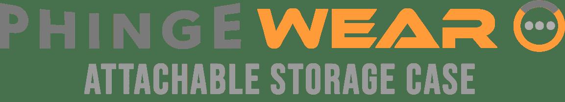 Phinge Wear Attachable Storage Case