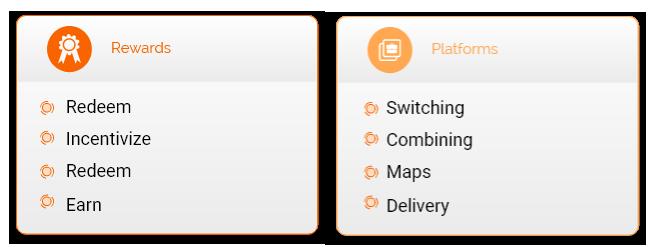 Rewards + Platforms